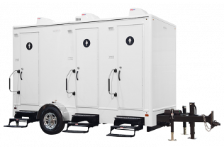 Executive Restroom Trailers